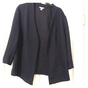 New Cato Navy Blazer